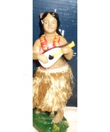 Haula Dance Ceramic Doll ( Bobble) - $3.95