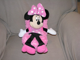 "JAY AT PLAY HIDEAWAY PETS BIG LARGE 15"" DISNEY MINNIE MOUSE STUFFED PLUS... - $31.67"