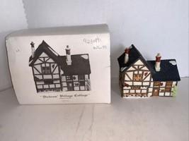 Dept 56 Dickens Village Cottage 1985 - $20.00