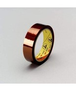 3M Low Static Polyimide Tape, 5419, 1/4in x 36yd, 2.7 Mil - $24.83
