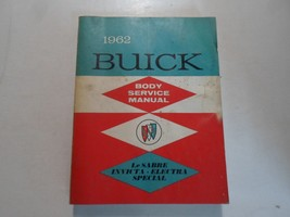 1962 Buick Le Sabre Invicta Electra Special Body Service Manual WATER DAMAGED 62 - $29.65