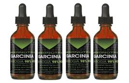 Absonutrix Garcinia Cambogia 98% Hca Tropfen Natur Ergänzung 59ml (Packung 4) - $48.50