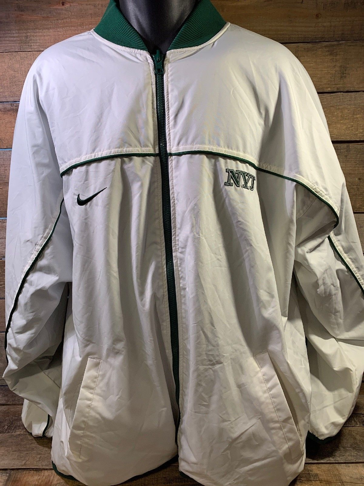 d444bed4 NIKE New York JETS Football Reversible and 50 similar items