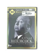 Alfred Hitchcock The Legend Begins 20 Movies + Bonus Feature 4 DVDs Box Set - $11.00