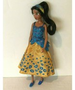 "Disney Princess Barbie Jasmine Doll Aladdin 12"" Singing Clothing Shoes - $19.99"