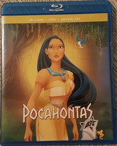 Disney Pocahontas (Two-Disc Blu-ray+DVD+Digital)