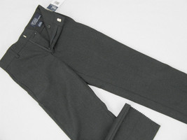 NEW $225 Polo Ralph Lauren Boys Dress Pants! 10 100% Fine Wool  Flat Front  Gray - $89.99