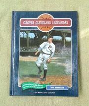 Grover Cleveland Alexander Chelsea House Hardback Book 1990 - $4.94