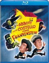 Abbott & Costello Meet Frankenstein (Blu-Ray) New Packaging