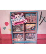 Commercial Crazies 1980s Vintage TV Commercial VCR Board Game by Mattel - $10.80