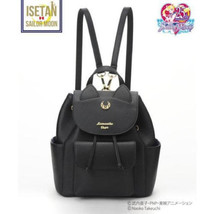 Sailor Moon x Samantha Vega Luna Cat Backpack Ruck sack Black Japan F/S - $308.69