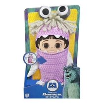 Disney Pixars Monsters Inc. - Boo in Costume Feature Plush Doll Soft Toy - WORKS - $99.99