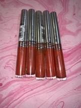 5 Cover Girl Shineblast Lip Gloss #880 FIRE - $15.35