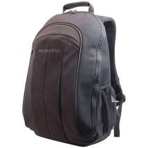 "Notebook Backpack Computer Bag MOBILE EDGE  17.3"" Eco-Friendly Canvas Black - $85.99"