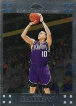 Mike Bibby Topps Chrome 07-08 #37 Sacramento Kings Memphis Grizzlies Miami Heat - $0.15