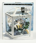 """NEW San Miguel Rustic Terrarium/Candle Holder 10.25"""" PERFECT GIFT! - $38.29"""