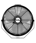 Air King 12 Inch 3 Speed 1/25 HP Motor Industrial Grade Multi-Mount Fan ... - $78.21