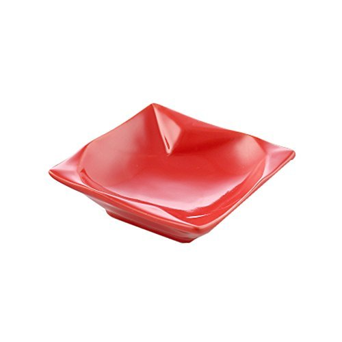 Kylin Express Fashion Creative Small Dishes, Singles Vinegar, Hot Sauce Dish. G - $16.84