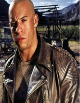 Genuine Distressed Leather XXX Return of Xander Cage Vin Diesel Jacket A... - $90.00