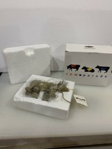 PULL TOY  Cow 2000 Cow Parade Westland #9130  *Retired w/ tags* - $36.64