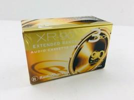 RadioShack XR-90 Extended Range 90 Minutes Tape Cassettes New  3-pack    - $7.43