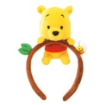 Tokyo Disney Resort Limited Winnie The Pooh Mascot Kachusha hair band - $60.39