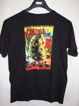 Godzilla King of the Monsters Black T-Shirt Size Medium - $19.79