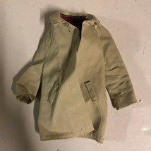 Vintage Barbie For Ken Doll Rally Day #788 Rain Coat Jacket 1960's - $29.69
