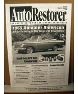 Auto Restorer Magazine May 2000 1963 Rambler American, Hand-Held GPS Com... - $8.99