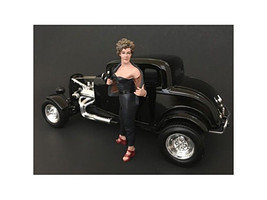 50\'s Style Figure II for 1:24 Scale Models by American Diorama - $15.76