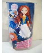 NEW DISNEY BRAVE PRINCESS MERIDA'S MAGICAL STORY SKIRT DOLL HASBRO MERIDA - $20.53
