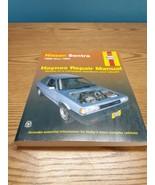 Haynes Repair Manual #72050 Nissan Sentra 1982 thru 1994 - $7.87