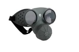 SteamPunk Cosplay CyberPunk Laboratory Gas Mask, Latex Costume Prop NEW ... - $15.47
