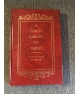 A Child's Garden of Verses by Robert Louis Stevenson - $12.00