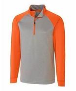 Cutter & Buck Men's Half Zip Overknit Sportswear, Sz 3XL Activewear Long... - $28.71
