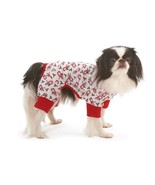 Holiday style Candy Cane Pajama for Dogs - XS - s - M - Comfortable PJ's - $15.99+