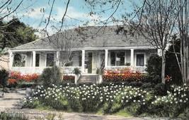 NATCHEZ, MS Mississippi   HOPE FARM~Historic Home   c1940's Linen Postcard - $3.70