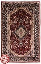 'Gyanada' Medallion Indian Handmade Rugs Handmade Oriental Area Rug Maro... - $163.58