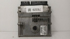 2012-2013 Toyota Corolla Engine Computer Ecu Pcm Ecm Pcu Oem 89661-0za41 78329 - $129.99