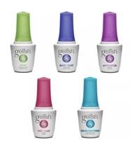 Gelish Soak Off Basix Acrylic Powder  Dip Manicure Set Starter Kit 5 pcs... - $27.71