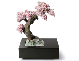 Lladro 01008361 BLOSSOMING TREE  Flowers 8361 New in original box - $1,650.26
