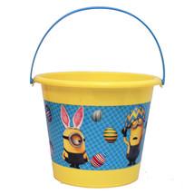 Jumbo Minions Bucket Easter Basket Sand Pail  - $15.87