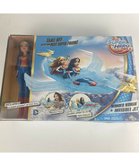 DC Super Hero Girls Wonder Woman Doll & Invisible Jet - Open Box - $32.71