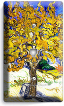 Vincent Van Gogh Mulberry Tree Phone Telephone Wallplate Impressionism Art Cover - $10.79