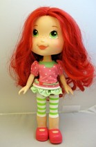 "Strawberry Shortcake Styling Doll Large 11"" Size Scented Hair Good Condi... - $14.84"