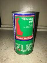 7 UP UNCLE SAM CAN 1976, DELAWARE - COMPLETE YOUR COLLECTION!! - $7.99