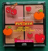 Wet n Wild x PAC-MAN Limited Edition 1110168 HIGH SCORE Blush Palette 0.71 oz - $12.19