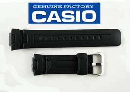 Genuine CASIO G-SHOCK G-7500 G-7500G  G-7510 WATCH BAND BLACK Rubber Strap  - $16.50