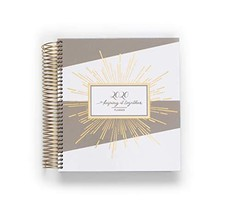 KITLIFE 2020 Luxe Daily Annual Planner | Monthly Weekly Hardcover Planne... - $62.76