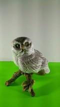 Vintage Ethan Allen Owl Porcelain Figurine #4888 - $49.99